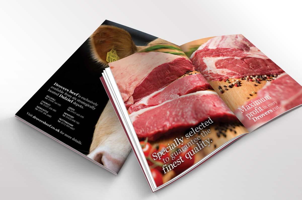 Drovers Beef Brochure